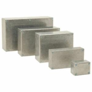Die Cast Aluminium Boxes Enclosure RF/Electronic Applications IP54 OL0661-70