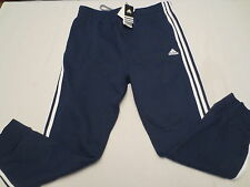 ADIDAS SLIM 3S SWEATPANTS 3 STRIPES NAVY WHITE M36799 Mens SIZE XL EXTRA LARGE