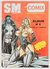 BD adultes  SM Comix N°4, Recueil de 2 numéros