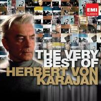 THE VERY BEST OF HERBERT VON KARAJAN USED - VERY GOOD CD
