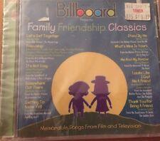 Billboard presents Family Friendship Classics CD, Jun-1998, Kid Rhino NEW!