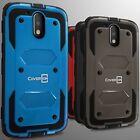 For Motorola Moto G4 Moto G4 Plus Moto G 4th Gen Hard Case Hybrid Cover Armor