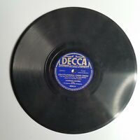 """Andrews Sisters Chattanooga Choo Choo/For All We Know/Decca 4094 10"""" 78 RPM Tub6"""