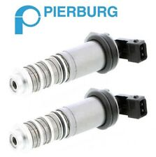 Pierburg Pair Set of 2 Solenoids with Gaskets for Vanos System For BMW 135i 335i