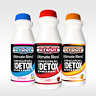 ZYDOT Detox Drink, Ultimate Blend, NEW 16 oz. size,Orange Natural Mix,Cleanser.