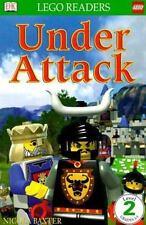 Castle Under Attack (DK Lego Readers, Level 2) DK Paperback