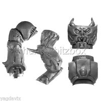 KPO21 CORPS CHAOS SPACE MARINE POSSEDE WARHAMMER 40000 BITZ W40K A1