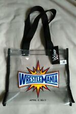 New Licensed WWE Wrestlemania 33 Clear Tote Bag  Limited Edition _______W10