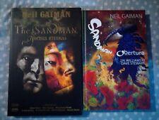Lote de cómics DC THE SANDMAN, de Neil Gaiman