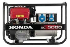 Generatore di corrente professionale per cantiere Honda EC5000 230Volt - 4.5KVA