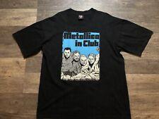 Metallica In Club Shirt. Sz XL. 1998.