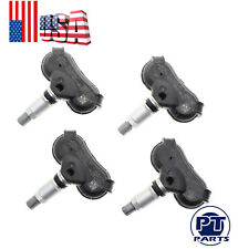 4PCS TPMS Tire Pressure Sensors 42607-0C030 Fit Toyota Sequoia Tundra Acura TL