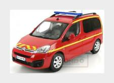 Citroen Berlingo Pompiers 2017 Red Norev 1:18 Nv181641 Model