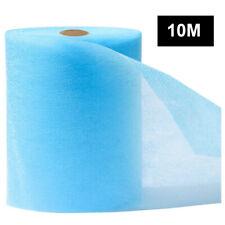 DIY Material Non-Woven Skin-Friendly Fabric Melt-blown Cloth Waterproof Blue 10M