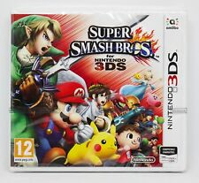 SUPER SMASH BROS FOR NINTENDO 3DS - PARA NINTENDO 3DS - PAL ESPAÑA - NUEVO