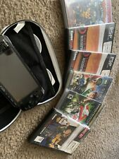 Sony PSP-3000 Playstation Portable Console Needs Battery And Charger
