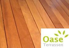 25x145 mm Bangkirai Bilinga Terrassendielen glatt gehobelt