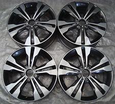 4 Mercedes-Benz Felgen 7,5J x 18 ET 52 A-Klasse W176 B-Klasse W246 DEMO WIE NEU