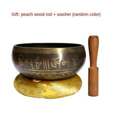 Nepal Handmade Singing Bowl Buddha Sound Bowl Zen Yoga Singing Bowl
