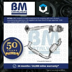 Catalytic Converter Type Approved BM91755H BM Cats 1881062 2009163 Quality New