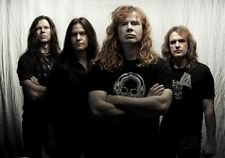 Megadeth Music Band Poster 19'' X 13''