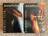 Graphic Novel Lot Absolute Sandman Vol 1 NEW 2 DC Vertigo Comics Hardcover TPB