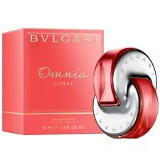 PROFUMO DONNA X FEMME BULGARI OMNIA CORAL 65 ML EDT 65ML 2,2 OZ EAU DE TOILETTE