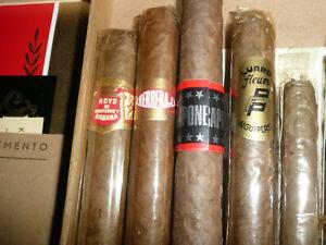 Lot de cigares anciens avec bagues JUBILE De Vries boites, Holland, Al Capone