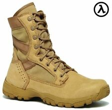 BELLEVILLE TR313 FLYWEIGHT II DESERT TAN TACTICAL BOOTS * SALE