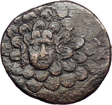 Amisos Time of Mithradates VI 119BC Ancient Greek Coin Nike Gorgon  i30065