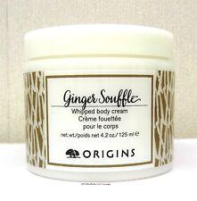 Origins Ginger Souffle 125ml Travel Size pot - New - UK FREEPOST