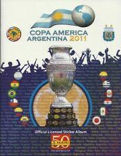 Copa America Argentina 2011 - Panini Album COMPLETE