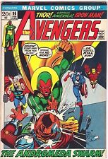 AVENGERS#96 FN/VF 1972 NEAL ADAMS ART MARVEL BRONZE AGE COMICS