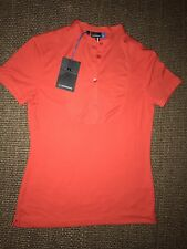 Amazing!80£!All Sports or Leisure polo top J.Lindeberg NET A PORTER