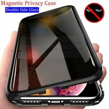 Privacy Magnetic Metal Phone Case For Samsung Galaxy S10 S8 S9 S20 Plus Note 10