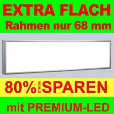 Premium Flat LED Leuchtkasten 2000x600mm Tiefe 68mm Leuchtrealarm Leuchtwerbung