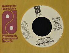 Edwin Birdsong Phila. International 3670 Phiss-Phizz