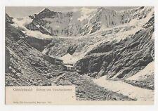 Switzerland, Grindelwald, Baregg und Viescherhorner Postcard, B210