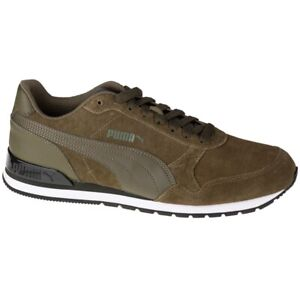 Puma St Runner V2 Sd M 365279 16 shoes brown