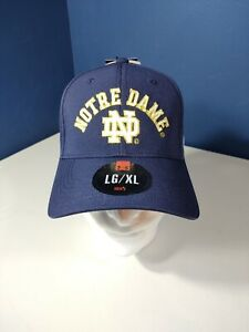 Under Armour Notre Dame Fighting Irish Flex Fitted Hat Cap Men's size L/XL NWT