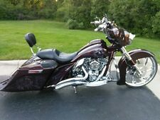 2014-2017 HARLEY DAVIDSON Stretched down n out Bags and Fender for FLH TOURING