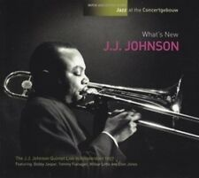 J.J. Johnson - What's New-Jazz at the Concertgebouw [New CD] Spain - Import