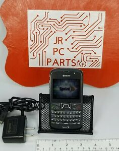 Sprint (Gray) Kyocera Brio S3015GGY Qwerty Keyboard Cellphone AS IS