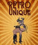 RETROUnique.de Vintage Stiefel