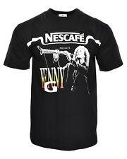 Vintage Kenny G Nescafe 80's Saxophone Music Concert Tour Jazz Tulco Tee Shirt L