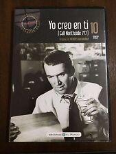 YO CREO EN TI CALL NORTHSIDE 777 - DVD SLIMCASE 111 MIN - BIBLIOTECA EL MUNDO 10