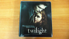 Neca Twilight & New Moon Comp Trading Card Sets + Album, Signed Card & Card Game
