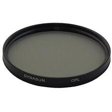 DynaSun PRO Filtre Polarisant Circulaire 67mm CPL C-PL pour Objectif 67 mm