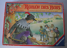 ROBIN HOOD / Robin des Bois Ravensburger BOARD GAME 1990