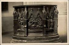 Würzburg Bayern Unterfranken ~1930/40 Taufbecken St. Kiliansdom Dom St. Kilian